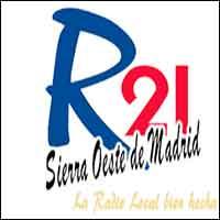 Radio 21 Sierra Oeste