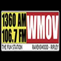 WMOV 1360AM - 106.7FM