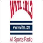 WVIL 101.3 FM - All Sports Radio