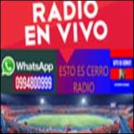 Esto es Cerro con Monchi Bogarin Radio