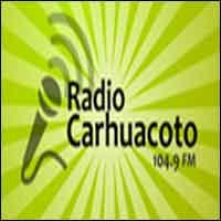 Radio Carhuacoto